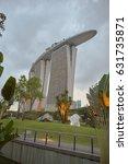 singapore   circa november ... | Shutterstock . vector #631735871