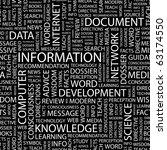 information. seamless vector... | Shutterstock .eps vector #63174550
