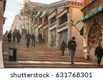 venice  italy   february 18 ... | Shutterstock . vector #631768301