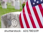 Military Dog Tags And American...