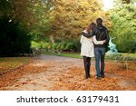 young beautiful couple in the... | Shutterstock . vector #63179431