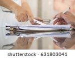 team meting. new product...   Shutterstock . vector #631803041