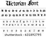 victorian font    vintage font