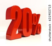percent discount sign  sale up... | Shutterstock . vector #631903715