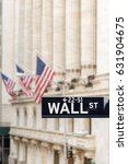 new york city   june 25  wall...   Shutterstock . vector #631904675