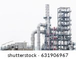 industrial zone the equipment... | Shutterstock . vector #631906967