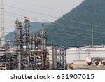 industrial zone the equipment... | Shutterstock . vector #631907015