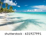 scenic tropical view on pk9... | Shutterstock . vector #631927991