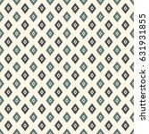 seamless pattern with geometric ...   Shutterstock .eps vector #631931855