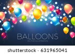 abstract background with... | Shutterstock .eps vector #631965041