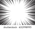 background of radial lines for... | Shutterstock .eps vector #631998995