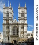 Small photo of Westminster Abbey in London