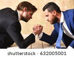 business competition concept.  | Shutterstock . vector #632005001