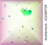 valentine vector texture | Shutterstock .eps vector #632089709