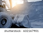 close up of a construction site ... | Shutterstock . vector #632167901