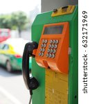 Small photo of Thailand public telephone