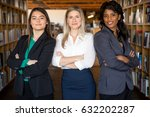 career business women group... | Shutterstock . vector #632202287