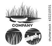 boat logo   Shutterstock .eps vector #632210531