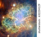 Crab Nebula. Elements Of This...
