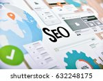 concept for website development ...
