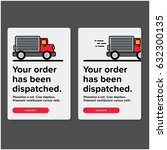 your order has been dispatched...