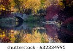 central park at fall | Shutterstock . vector #632334995
