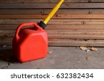 One Red Gas Can