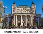 sofia  bulgaria   april 1  2017 ... | Shutterstock . vector #632403005