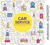 Auto Service Landscape Concept...