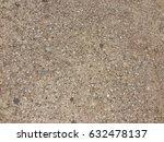 closeup street floor texture... | Shutterstock . vector #632478137