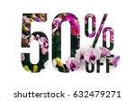 brilliant promotion sale poster ... | Shutterstock . vector #632479271