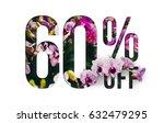 brilliant promotion sale poster ... | Shutterstock . vector #632479295