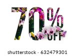 brilliant promotion sale poster ... | Shutterstock . vector #632479301