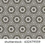 romantic geometric floral...   Shutterstock .eps vector #632479559