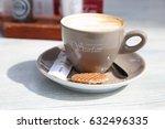 the netherlands   8 apr  cafe... | Shutterstock . vector #632496335
