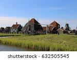 the netherlands   14 apr ... | Shutterstock . vector #632505545