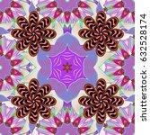 endless vector illustration.... | Shutterstock .eps vector #632528174