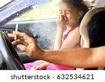 stop smoking for children.... | Shutterstock . vector #632534621