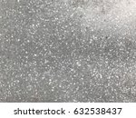 beautiful silver zinc in day... | Shutterstock . vector #632538437