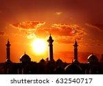 ramadan kareem background....   Shutterstock . vector #632540717