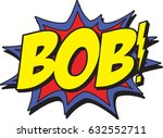the bob | Shutterstock .eps vector #632552711