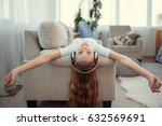 leisure  children  technology... | Shutterstock . vector #632569691