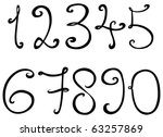 Fancy Font Free Vector Art - (1536 Free Downloads)