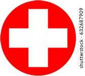 Medical Cross. Health And...