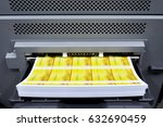 Digital Printing Machine Durin...