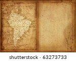 36 Map Of South America Edit I...