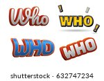 who text for title or headline. ...   Shutterstock . vector #632747234
