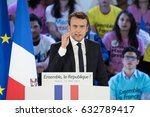 paris  france   may  1  2017  ...   Shutterstock . vector #632789417
