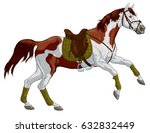 colored illustration of a... | Shutterstock .eps vector #632832449
