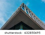 modern architecture in low... | Shutterstock . vector #632850695